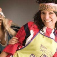 Ex Lavandera ahora vende productos de belleza por catálogo