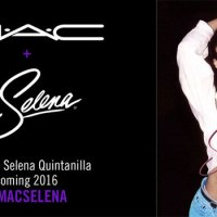 Mac revela primera imagen de la línea de Selena Quintanilla