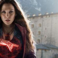 Elizabeth Olsen habla sobre el atuendo de Scarlet Witch