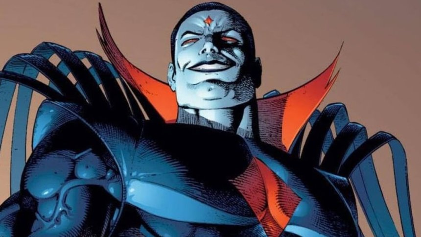 Image result for wolverine 3 mr sinister